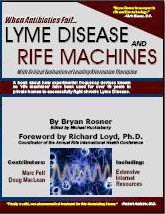 rife machine therapy and lyme disease