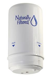 natural shower filter futuretech today. Black Bedroom Furniture Sets. Home Design Ideas